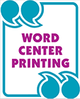 Word Center Printing Logo